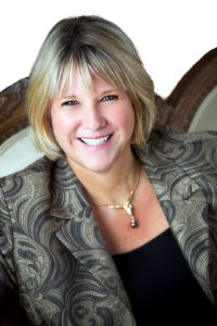 Photo of Lori La Bey, an advocate for care givers.