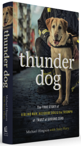 Michael Hingson's memoir, Thunder Dog.