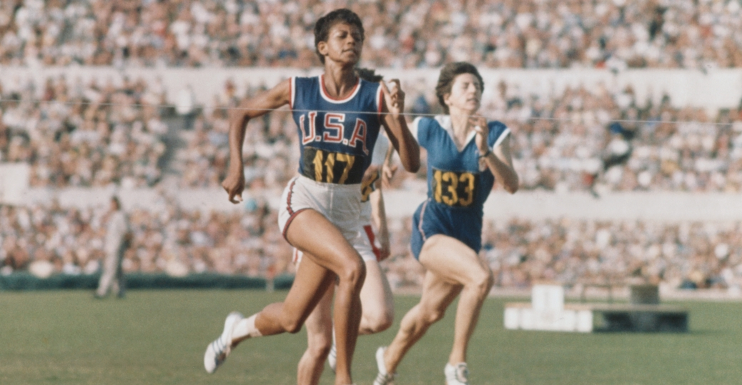 a biography of wilma rudolph an olympic medalist Wilma rudolph is credited as athlete track and field, olympic athlete, wilma rudolph (also known as: wilma glodean rudolph,/b) born june 23, 1940 in bethlehem, tennessee, united states - died november 12, 1994 in nashville.