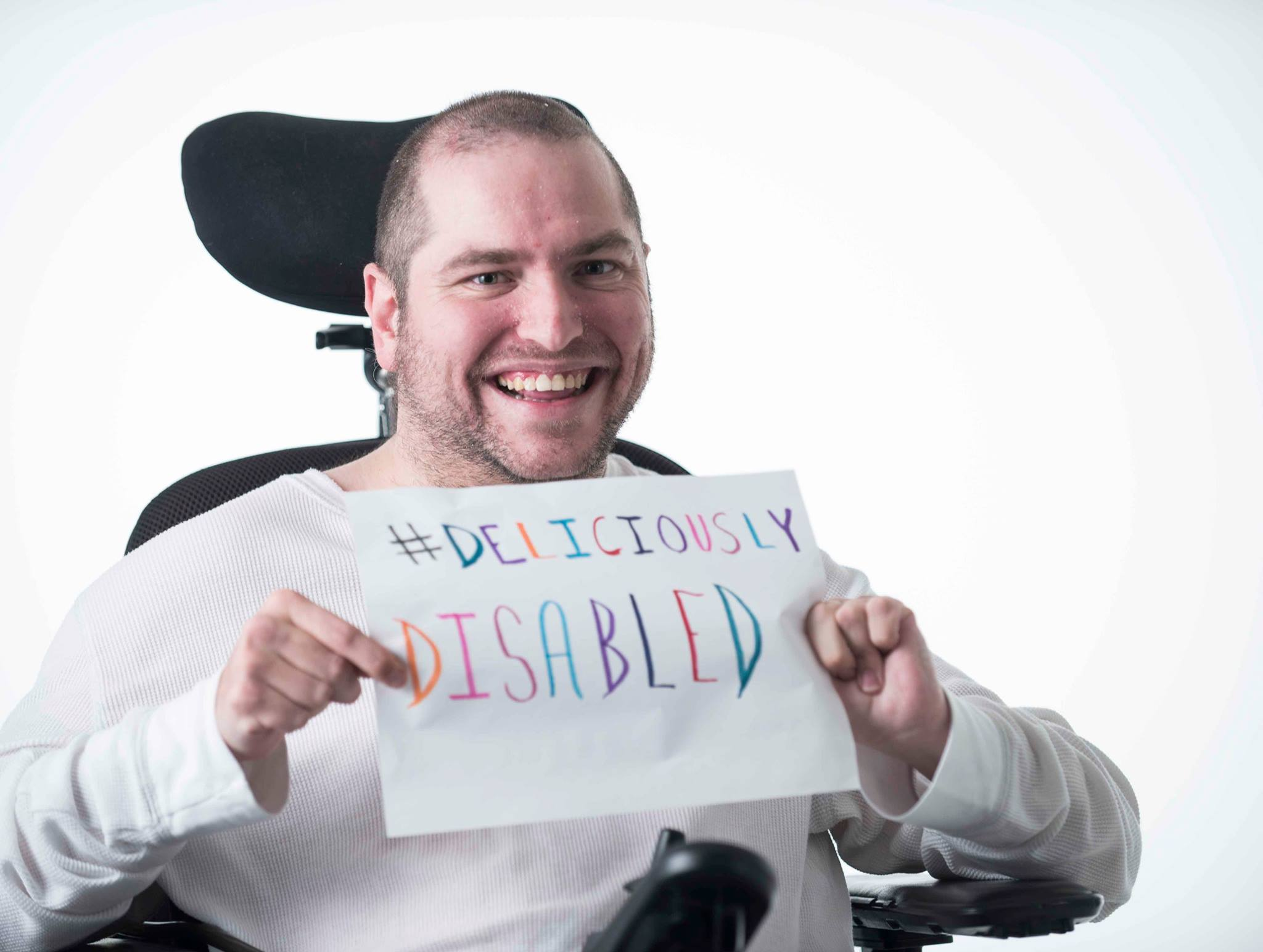 Disabled person dating service