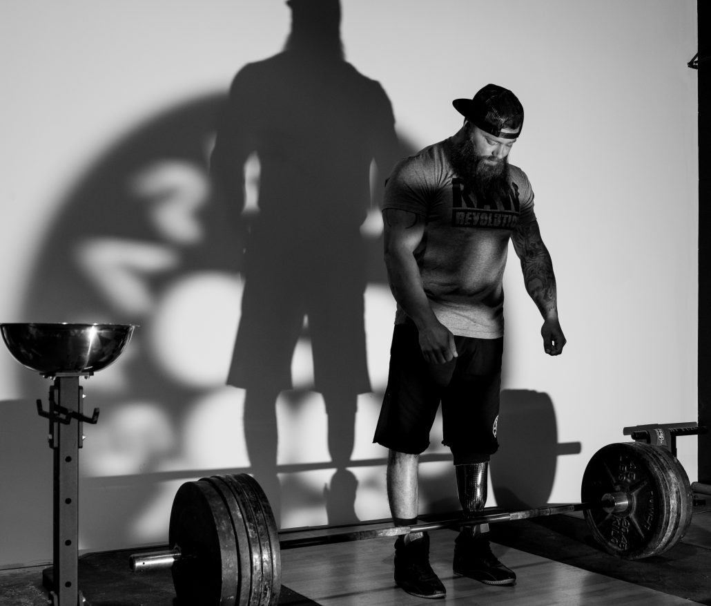 Strongest Bench Press: That One-Leg Monster