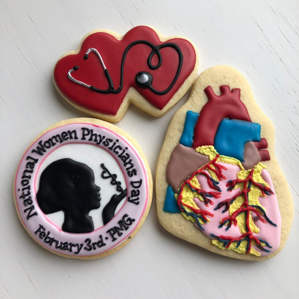 9c3e332ed799b Some of Gupana s medically-inspired cookie designs.
