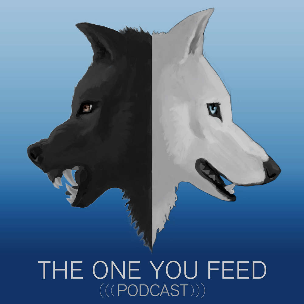 The One You Feed podcast logo.