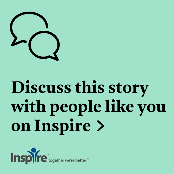 Discuss this story with people like you on Inspire